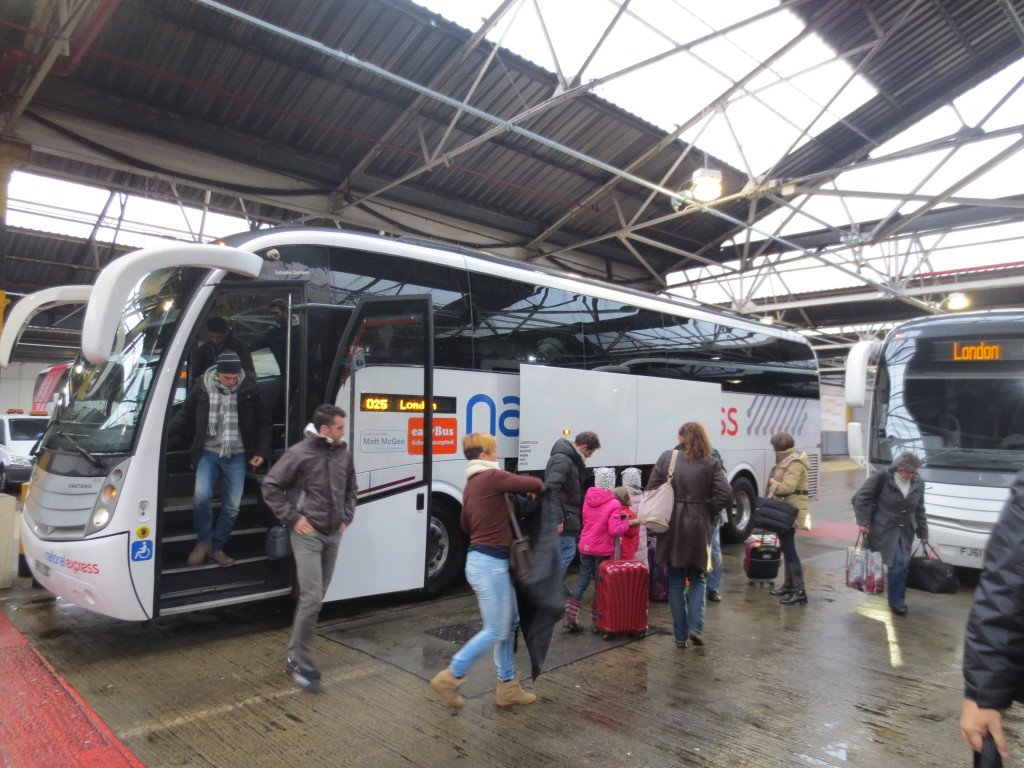 Bus from Airport