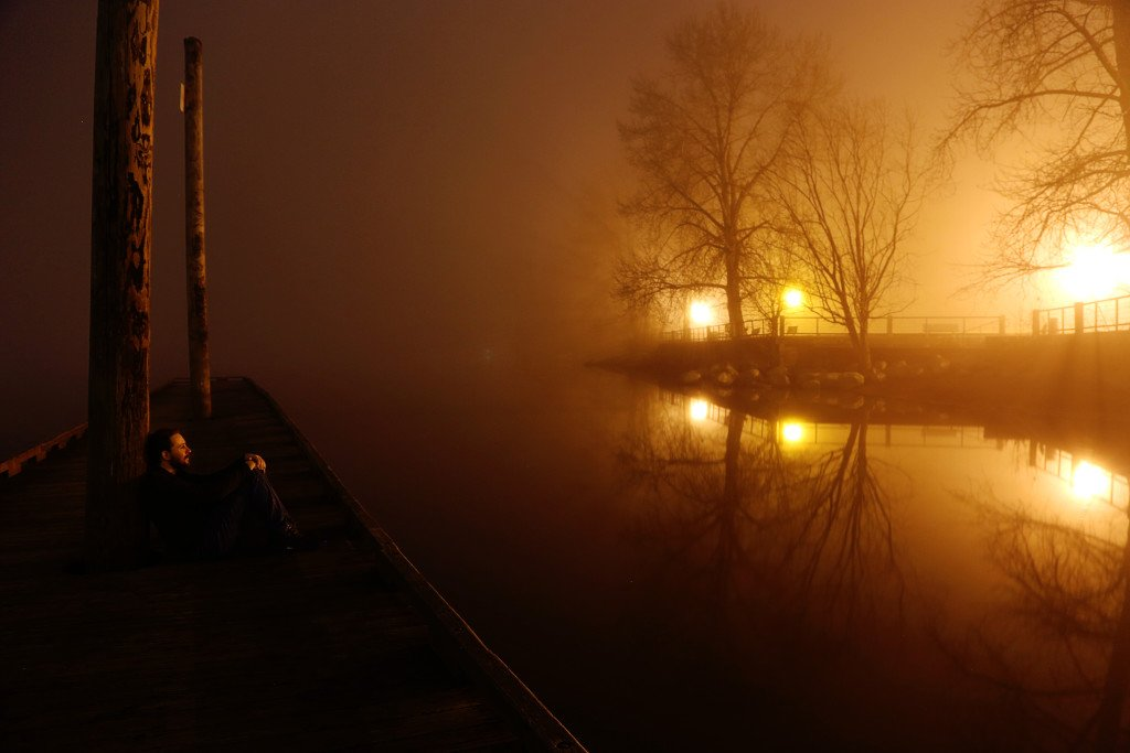 A Night in Sellwood 1