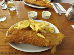 Bankers Fish and Chips