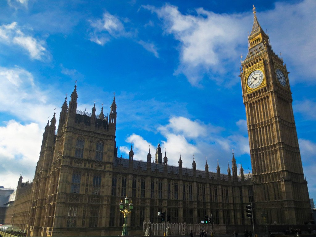Big Ben and House of Commons