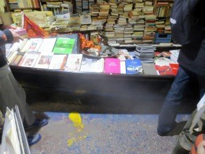 Books in Tubs for Floods