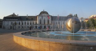 Presidential Palace Fountain