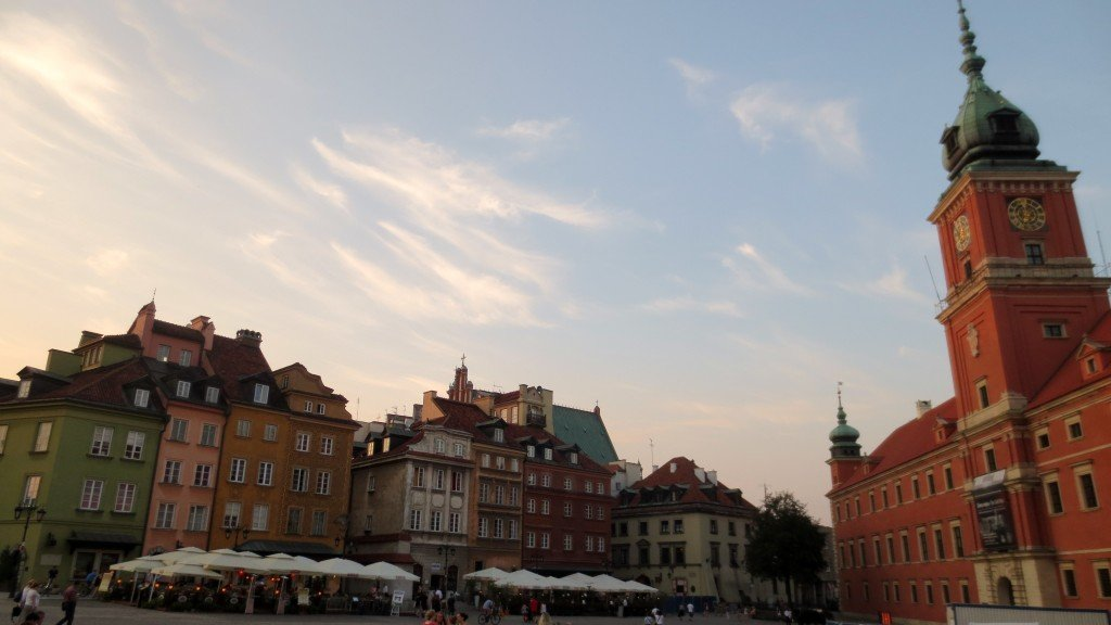 Old Town Castle Square