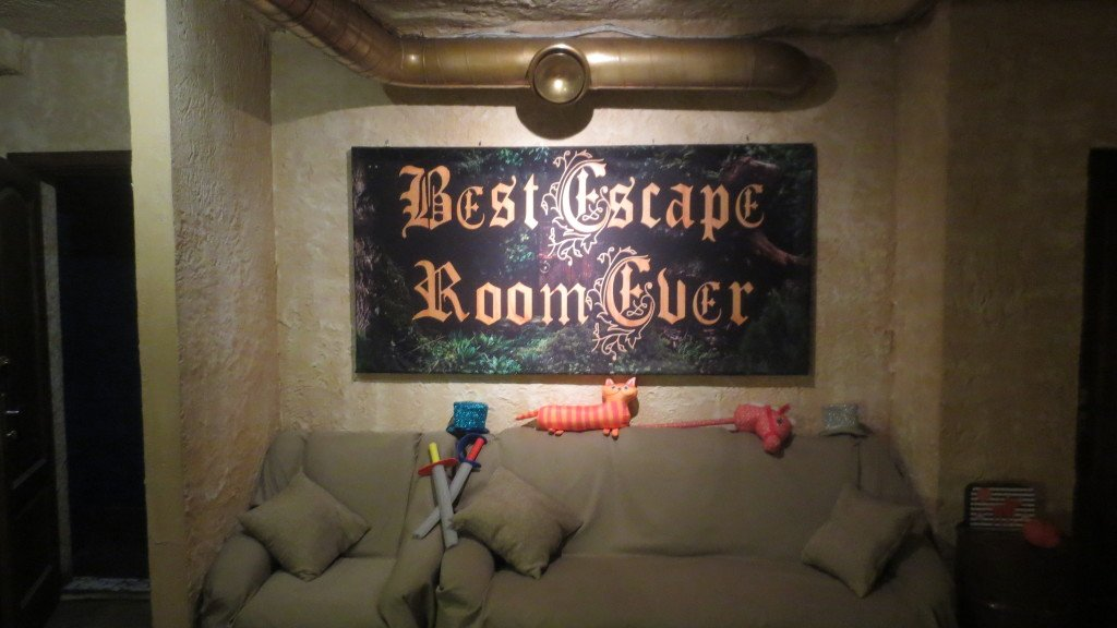 Best Escape Room Ever