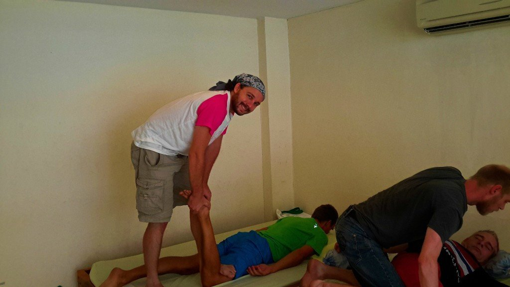 Why You Must Become an Authentic Thai Massage Therapist 1