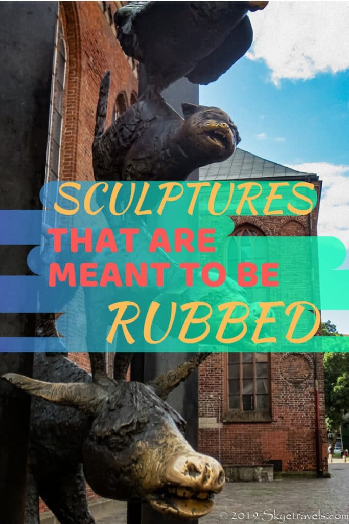 10 Sculptures That Are Meant to Be Rubbed Pin