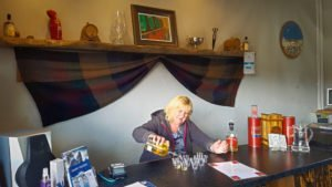 Whiskey Distillery Tour on the Isle of Lewis and Harris