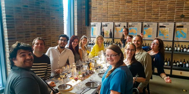 Stockholm Food Tour at the Winery Hotel