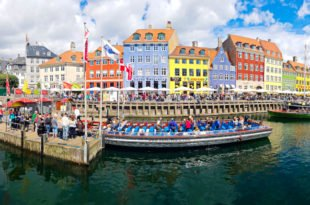 How I Didn't See the Little Mermaid in Copenhagen 1