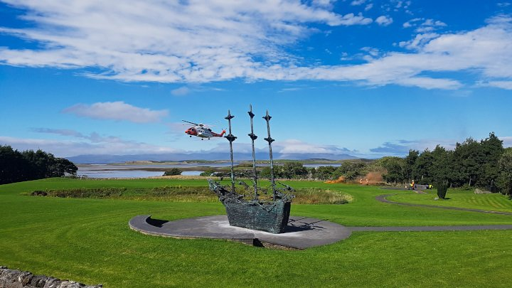 Great Famine National Monument