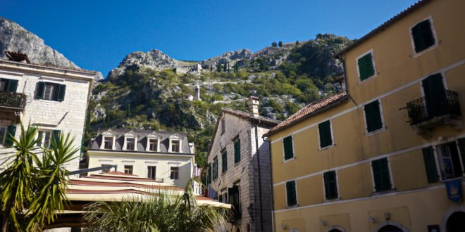 Old Town and Fortress - Visit Kotor