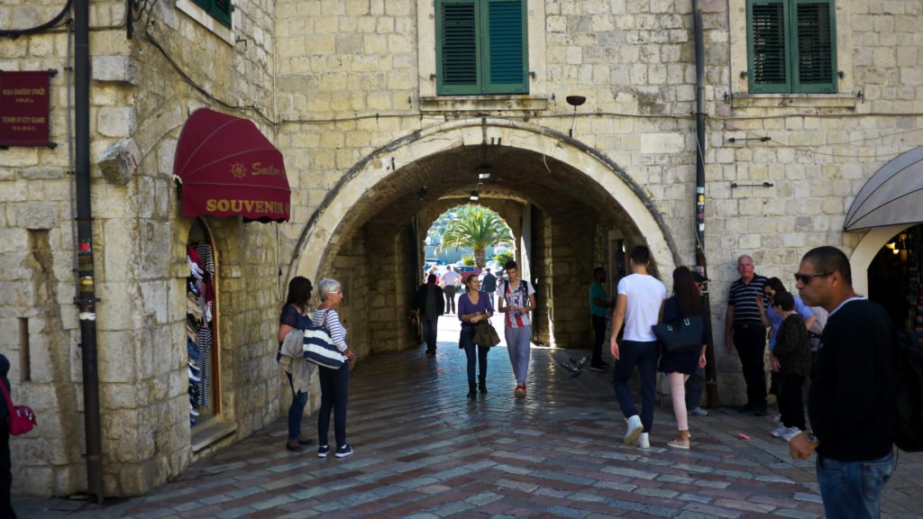 Entrance to Old Town