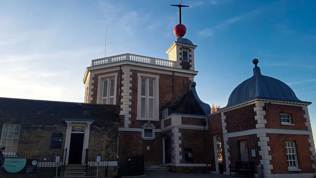 Royal Observatory in Greenwich