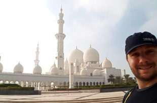 The Sheikh Zayed Grand Mosque in Abu Dhabi is So Much More Than Grand! 1