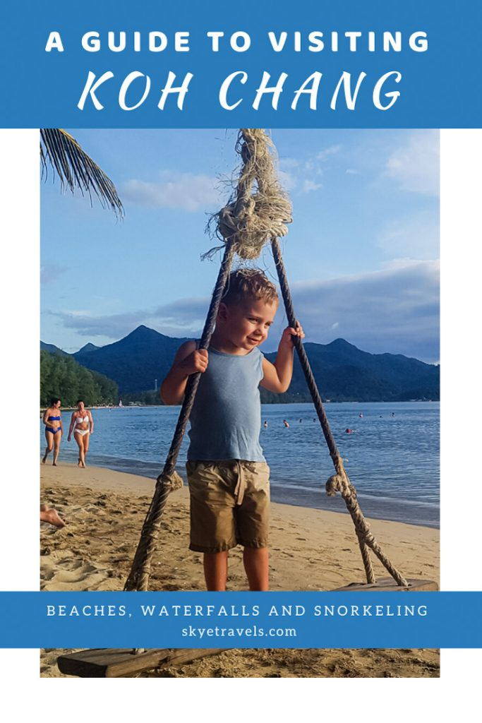 A Guide to Koh Chang, Thailand Pin
