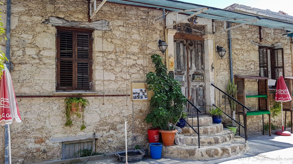 Old Building in Northern Cyprus