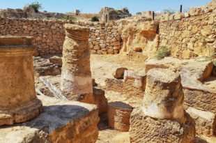Paphos Tomb of the Kings #2
