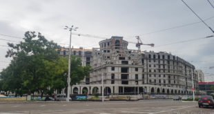 Building in Transnistria