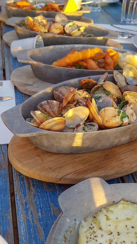 Dinner at Noah Restaurant