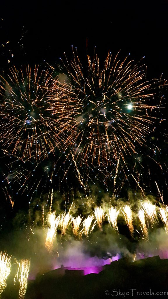 Attending the Hogmanay New Year's Celebration was a Dream Come True 1