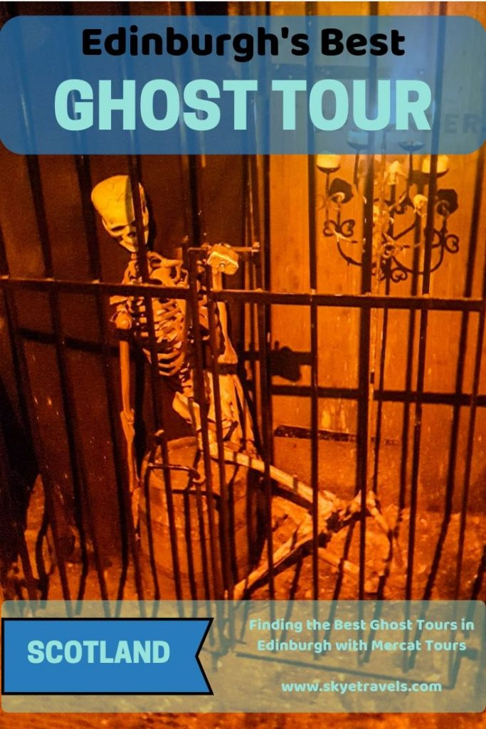 Finding the Best Ghost Tours in Edinburgh with Mercat Tours 2