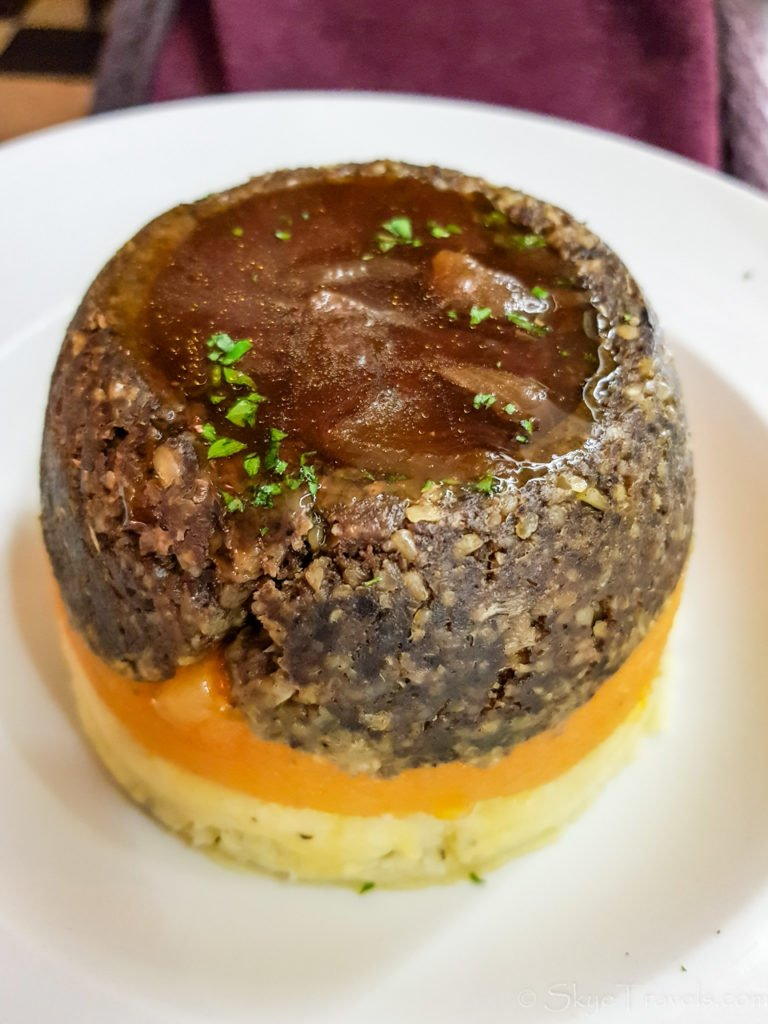 MUMs Comfort Food Haggis Neeps and Tatties #3