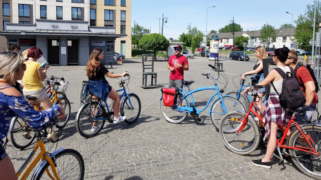 Cruising Krakow Bike Tour