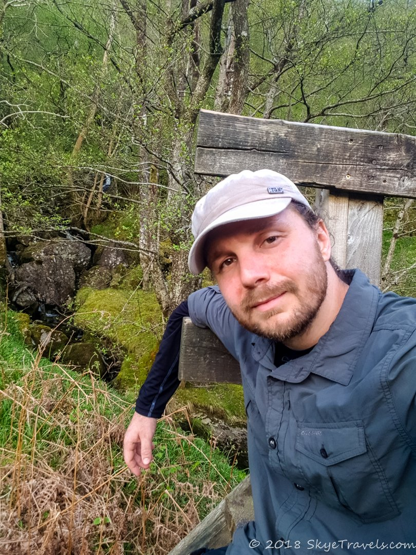 Exhaustion on the West Highland Way