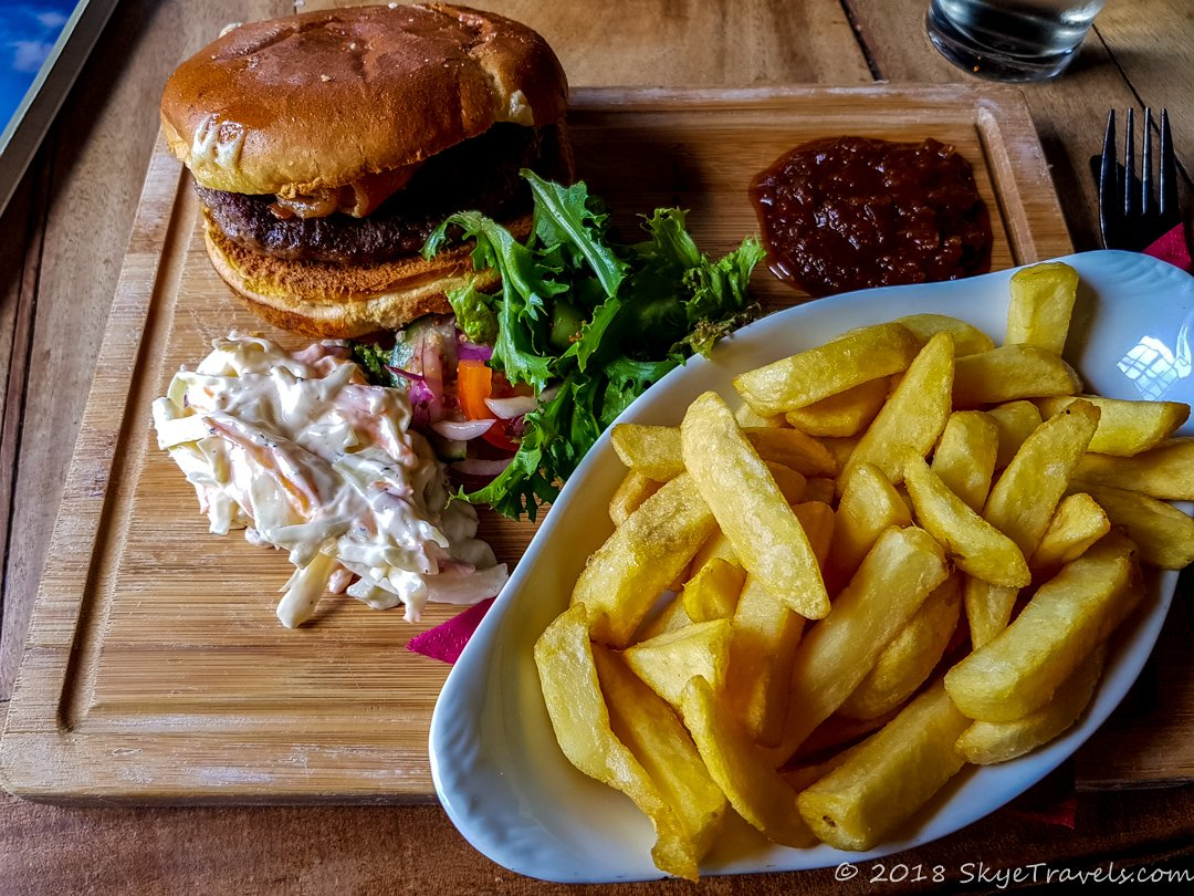 Lunch at The Drover's Inn