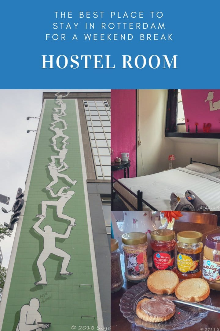 Hostel Room Pin