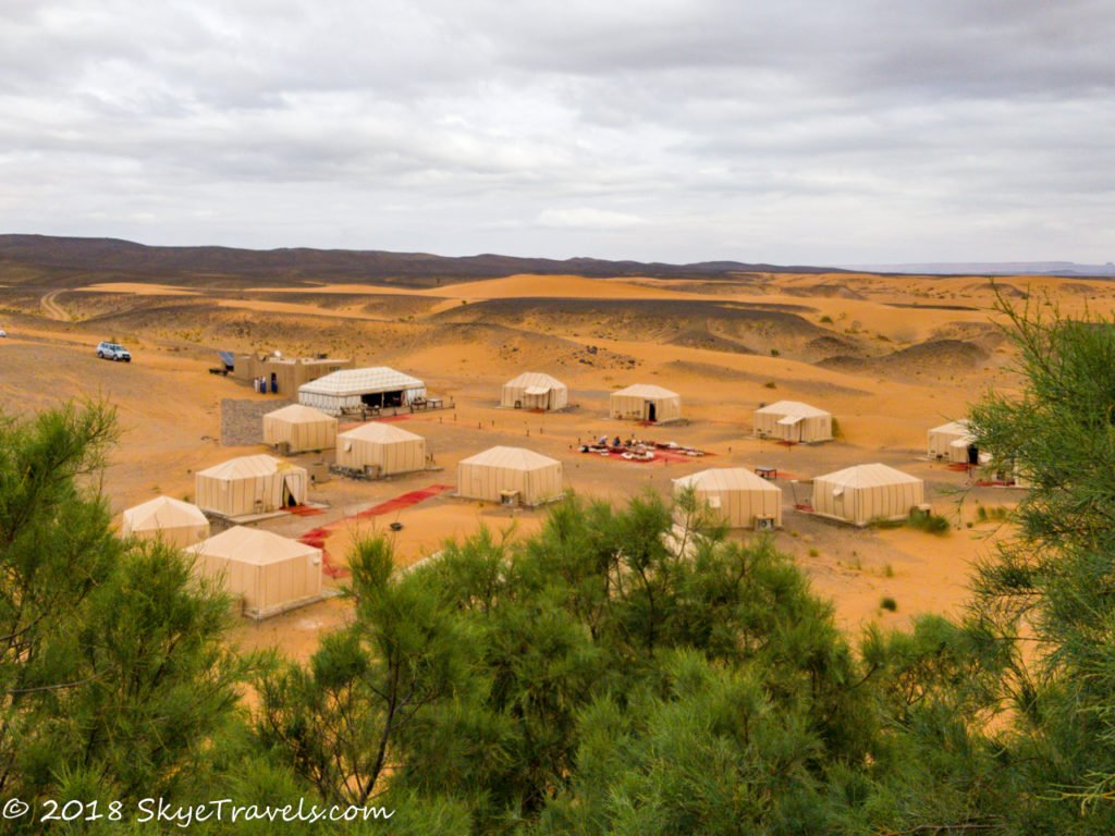 African Desert Safari Merzouga Luxury Desert Camp