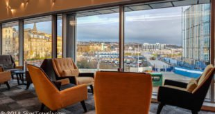 Seeing Dundee's Facelift at the V&A Dundee and Sleeperz Hotel 17