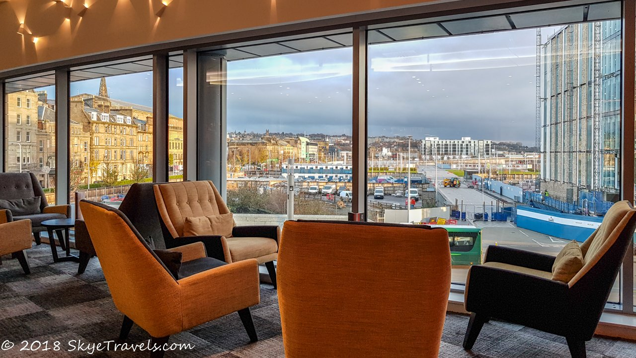 Seeing Dundee's Facelift at the V&A Dundee and Sleeperz Hotel 1