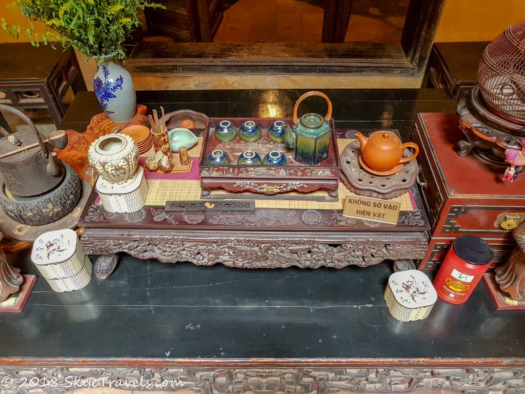 Hanoi Ancient House Dining Set