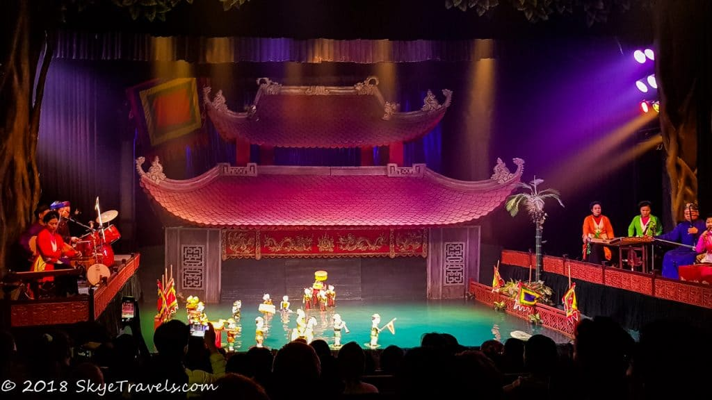 Visiting the Water Puppet Show and Other Unique Attractions in Hanoi 1