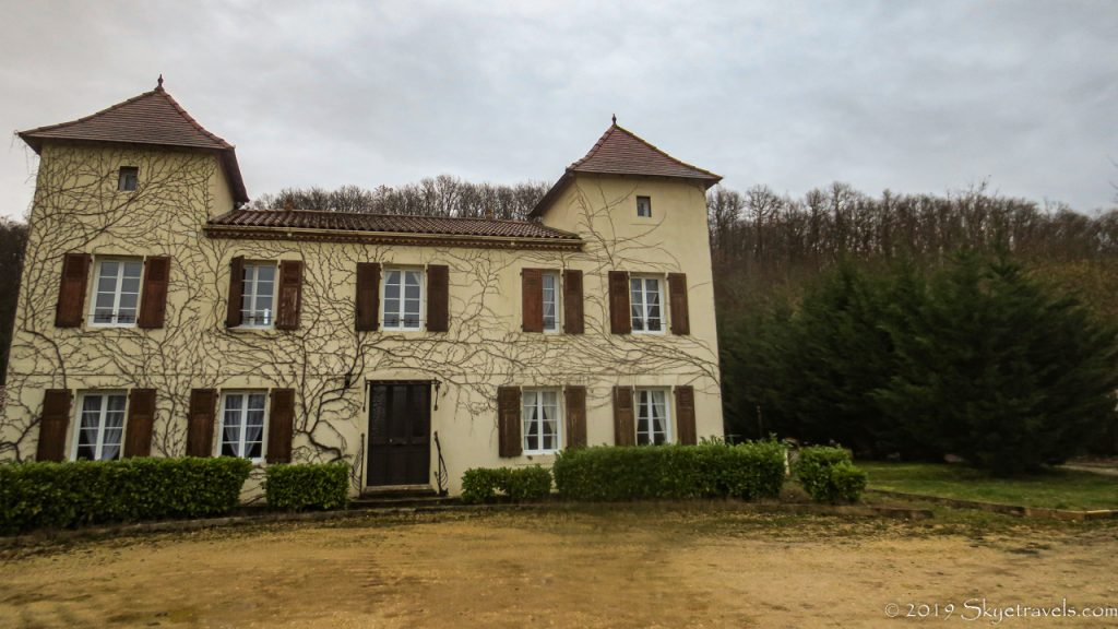 Chateau at My Workaway in France.jpg