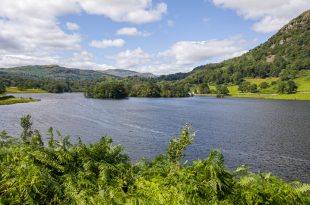 Rydal Water in Grasmere