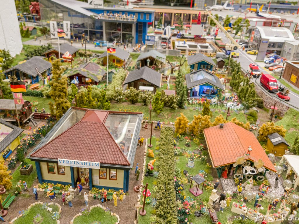 Central Germany in Miniatur Wunderland
