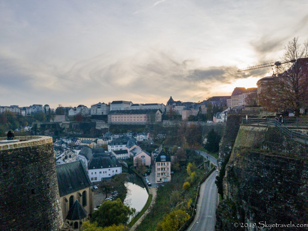 Luxembourg Fortress