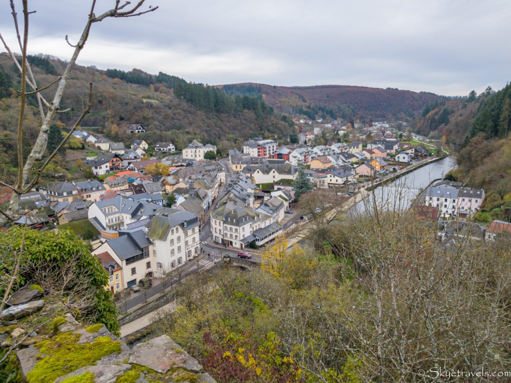 Vianden Town