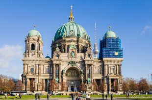 Berlin Cathedral (Berlin on a Budget)