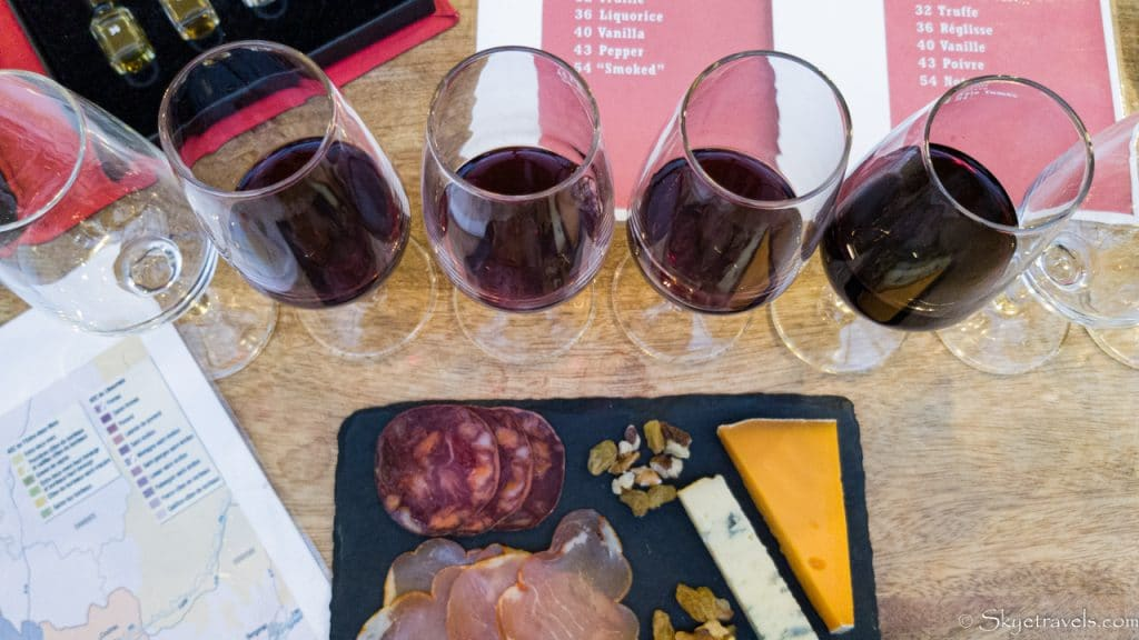 What a Bordeaux Wine Workshop is Really Like 1