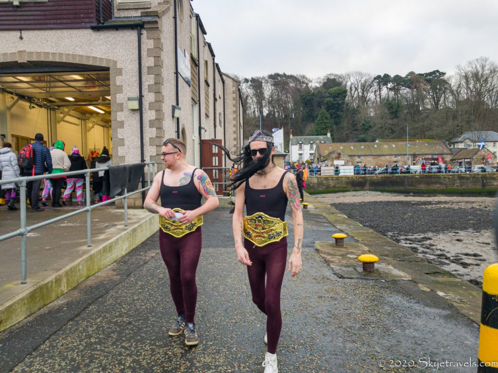 Drag Costumes at Loony Dook 2020