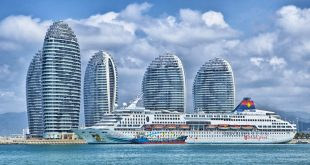 Cruise in Hainan