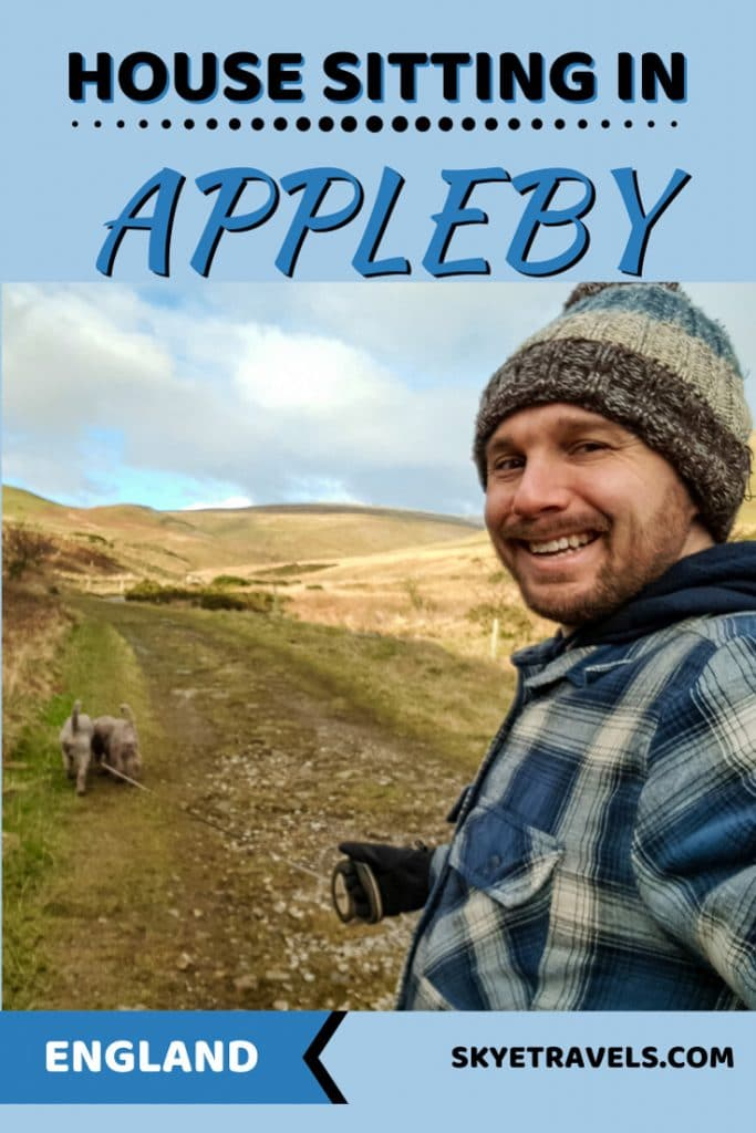 House Sitting in Appleby Pin