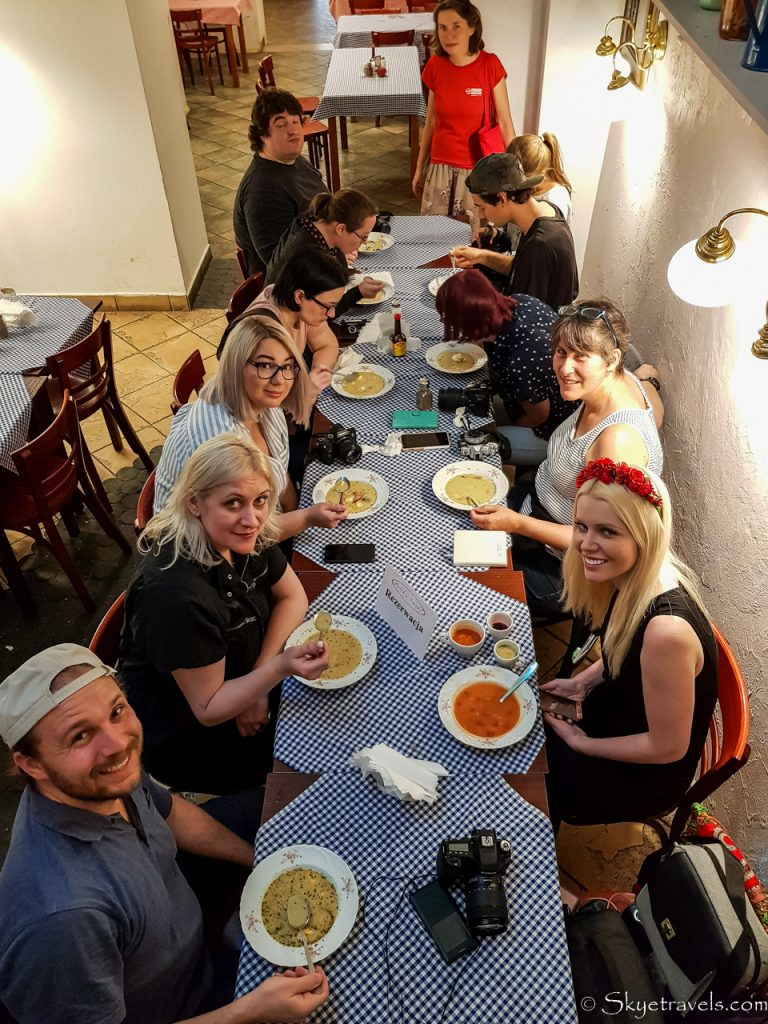 Urban Adventures Krakow Food By Foot Tour