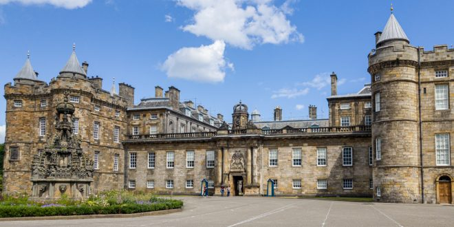 Tour of Holyrood Palace