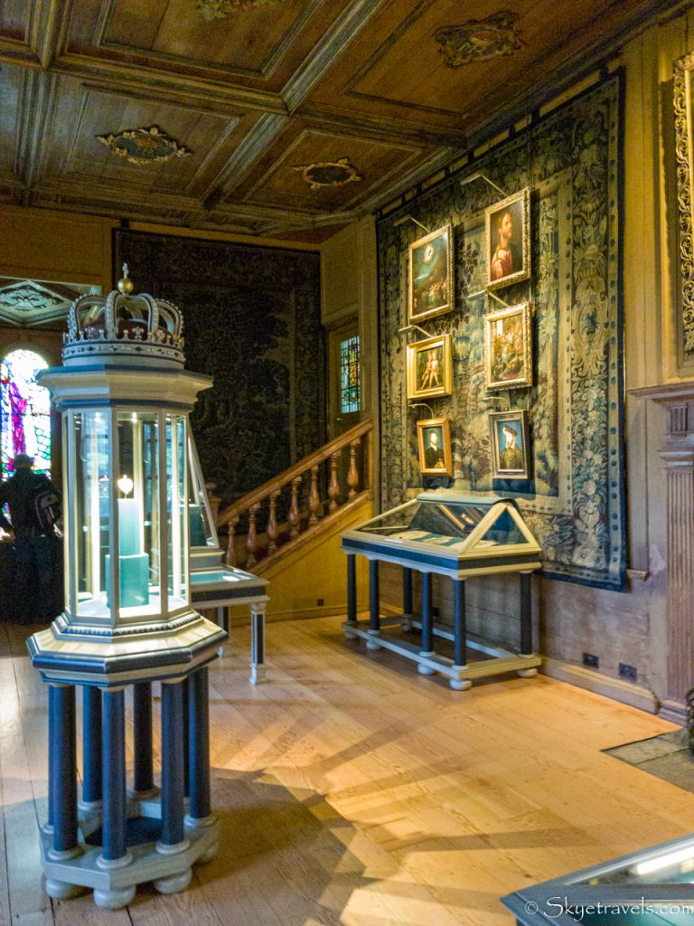 Holyrood Palace Mary Queen of Scots Outer Chamber #1