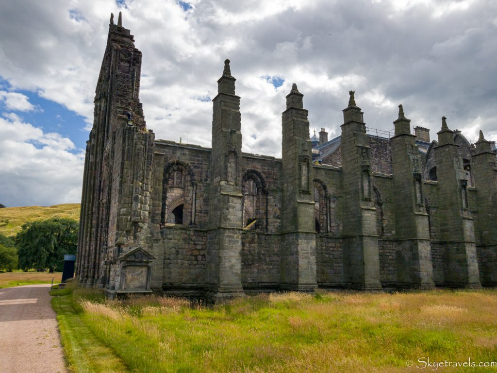 A Virtual Tour of Holyrood Palace in Edinburgh, Scotland 1