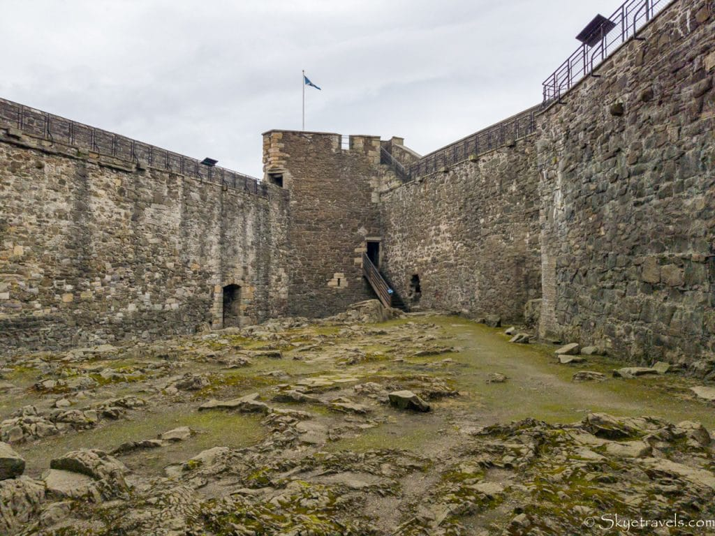 Blackness Castle Interior